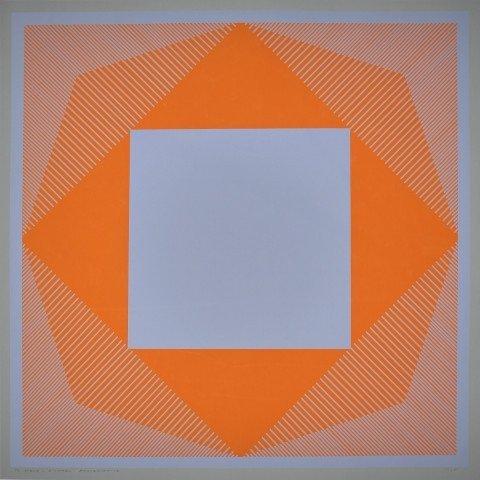 Diamond Chroma by Richard Anuszkiewicz