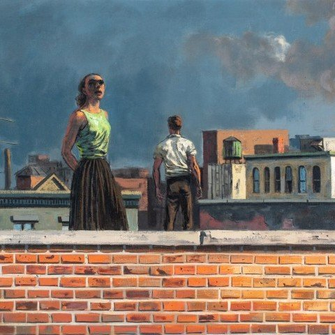 Hughie Lee-Smith - Rooftops