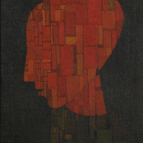 Head by Sarkis Sarkisian