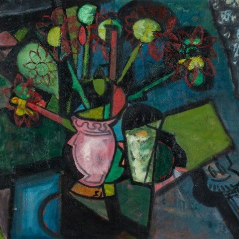 Shlomo Van den Berg - Still Life