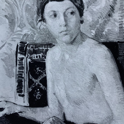 Portrait by William Sommer