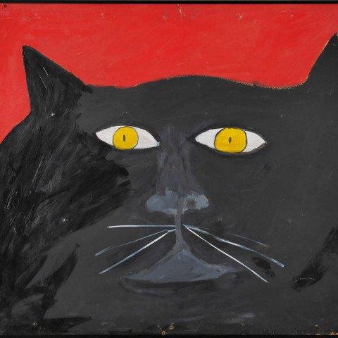 Black Cat by Earl Swanigan