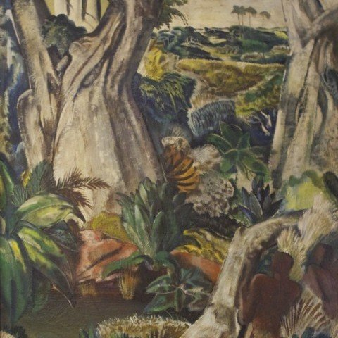 Jungle Scene II