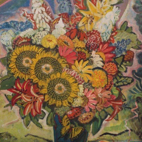 Summer Bouquet by Paul Bough Travis
