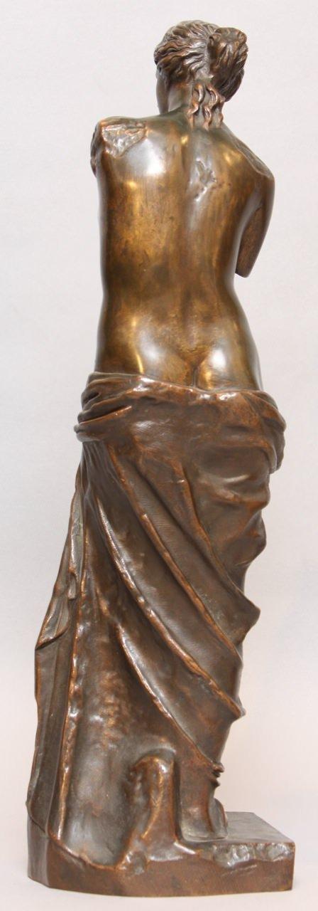 Venus de Milo or the Aphrodite of Milos - 19th century ...