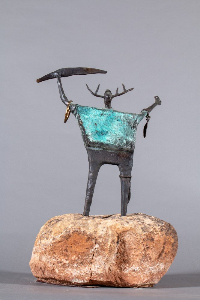 The Shaman by Bill Worrell