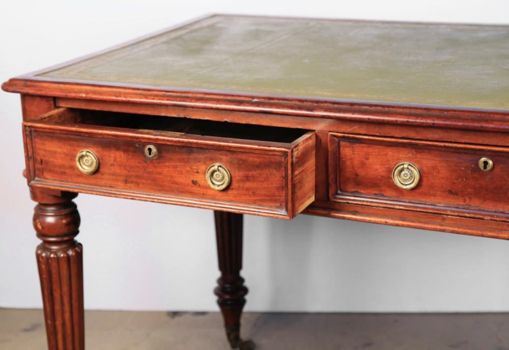 A William IV Mahogany Writing Desk, c. 1830