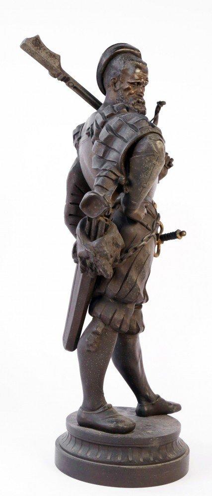 German Mercenary Soldier