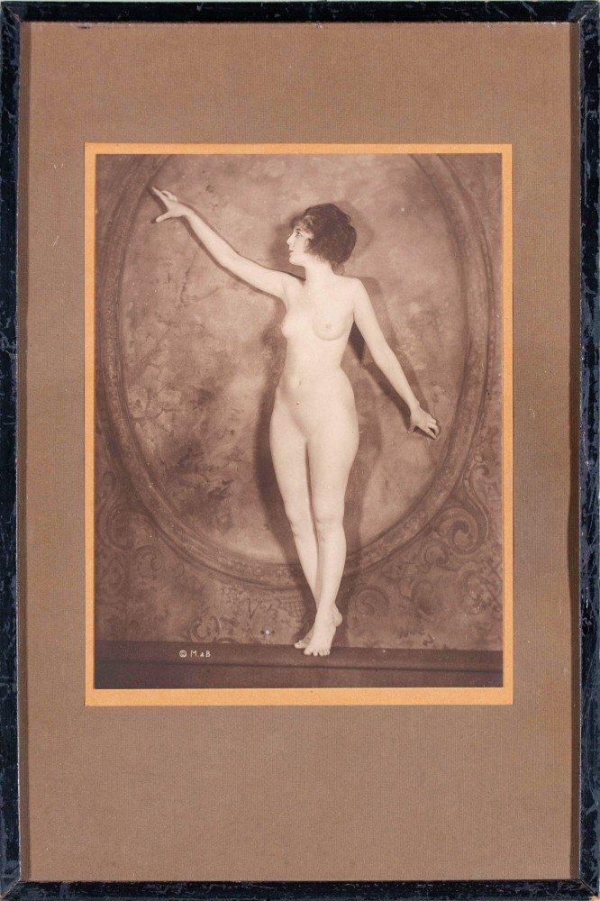 20th Century American School Two Female Nudes, c.1913