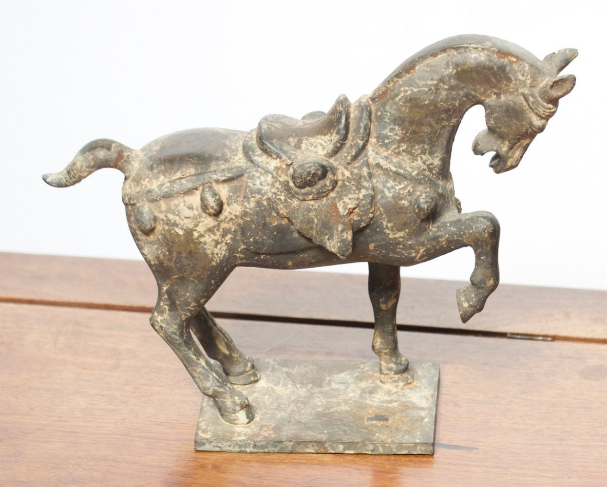 Grand Tour Bronze Horse in the style of Tang Dynasty