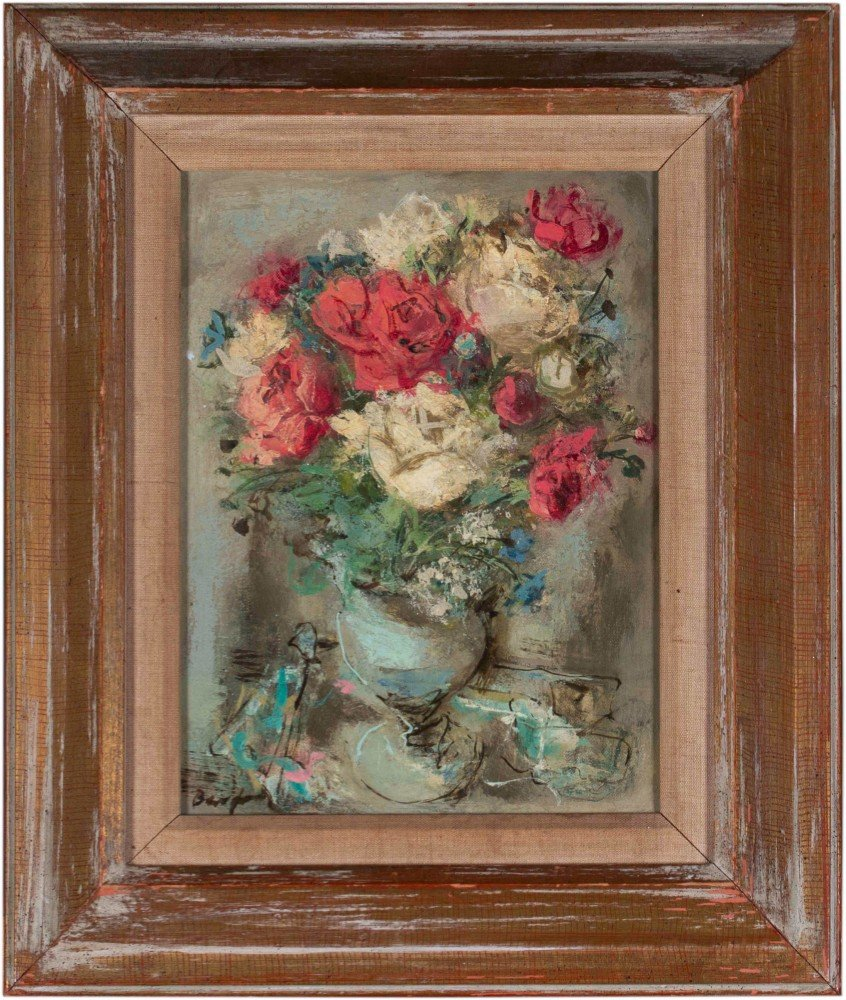 Early/Mid 20th Century Floral Still Life