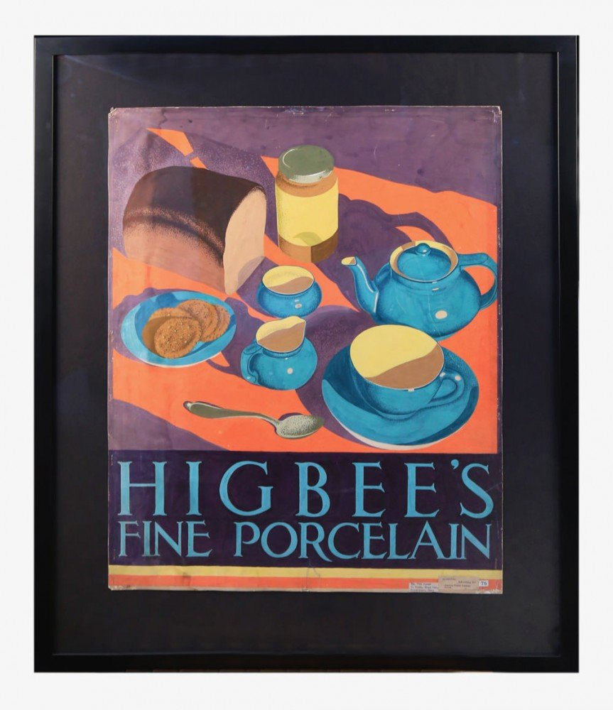 Higbee's Fine Porcelain by William A. Van Duzer