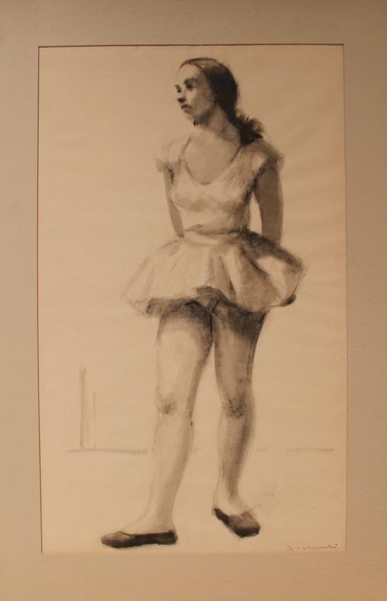 Dancer by Joseph Jankowski
