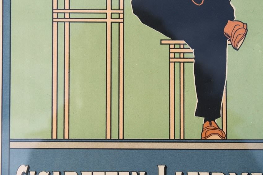 Cigaretten Laferme Dresden, Les Maitres de l'Affiche