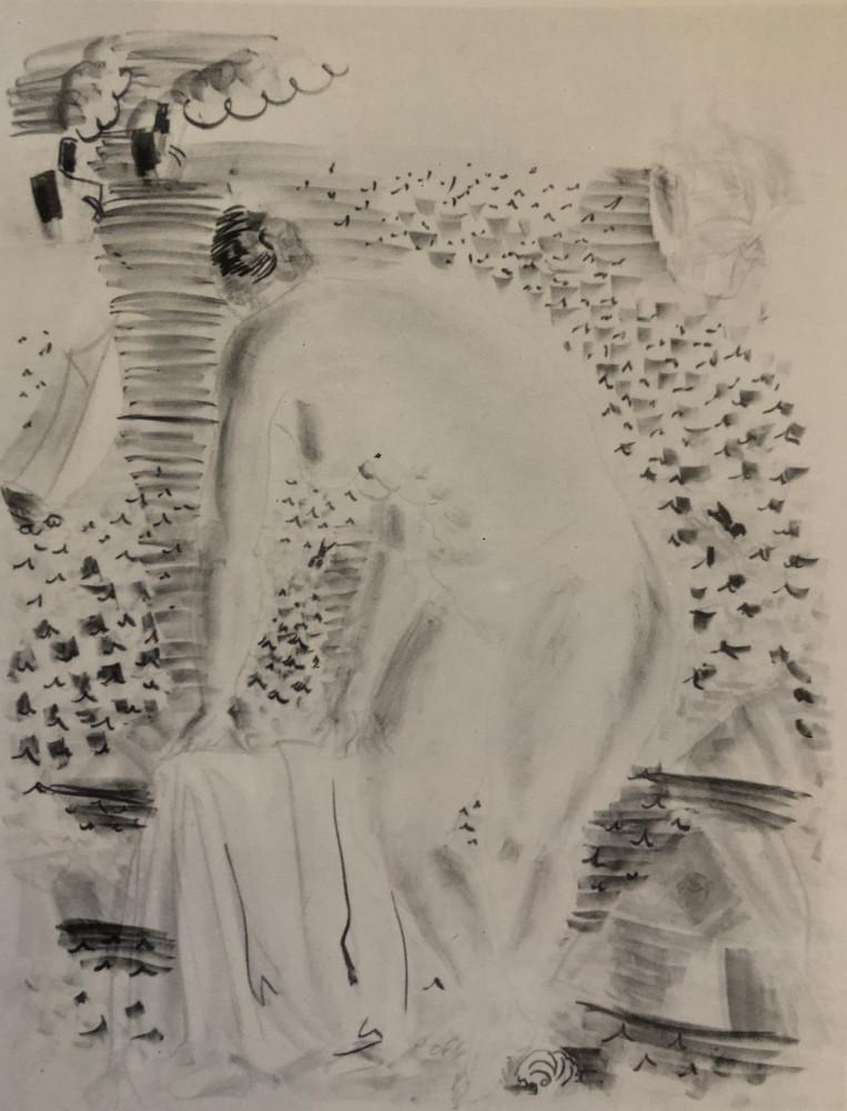 Baigneuse by Raoul Dufy