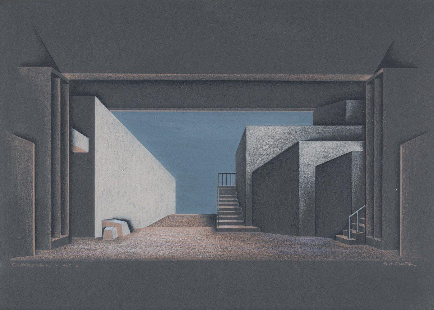 H. J. Kurth  - Carmen Act 1