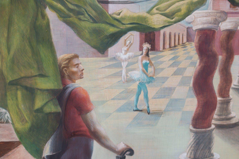 Theater by Hazel Janicki