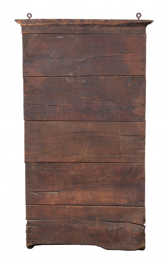 18th Century French Hanging Panettiere or Bread Cupboard