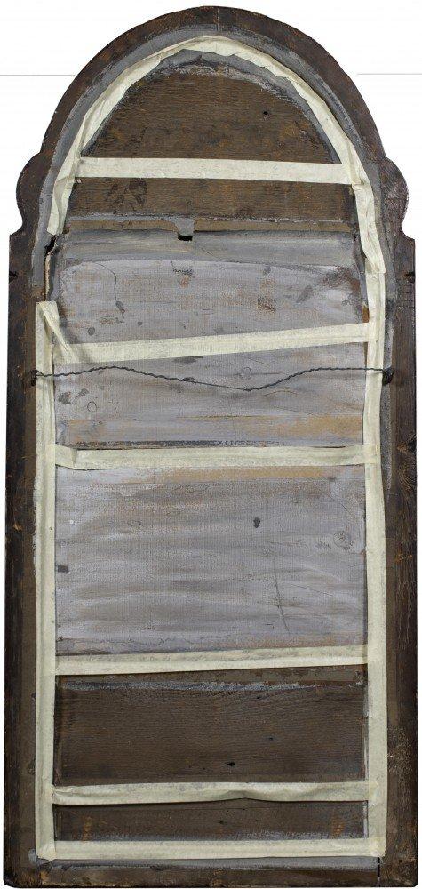 Queen Anne Walnut Mirror, ca. 1700