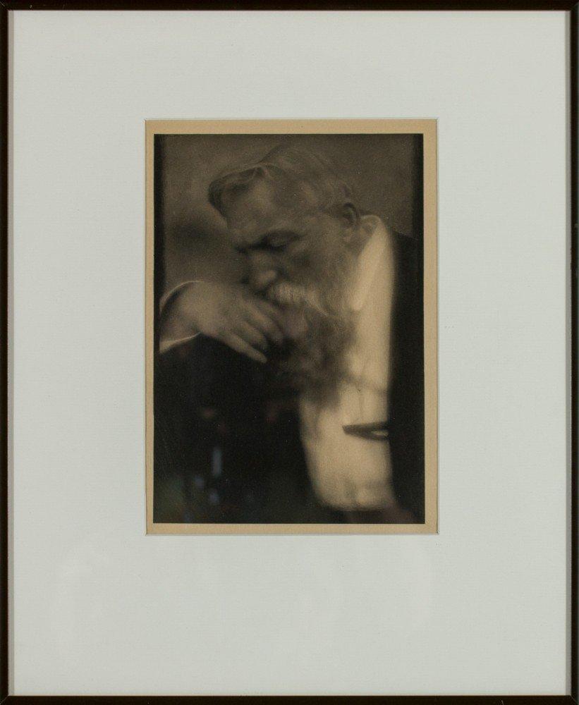Figurative Photogravure on Tissue Artwork:
