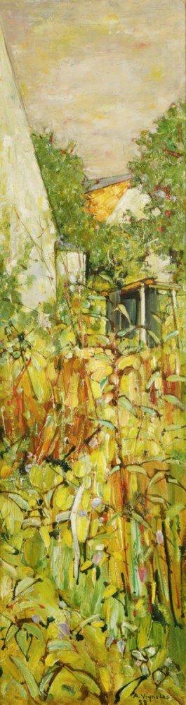 Summer Landscape by Andre Vignoles