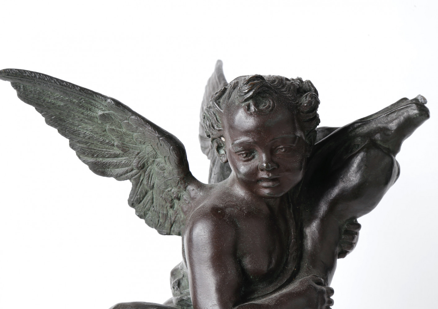 Putto with Dolphin by After Andrea del Verrocchio