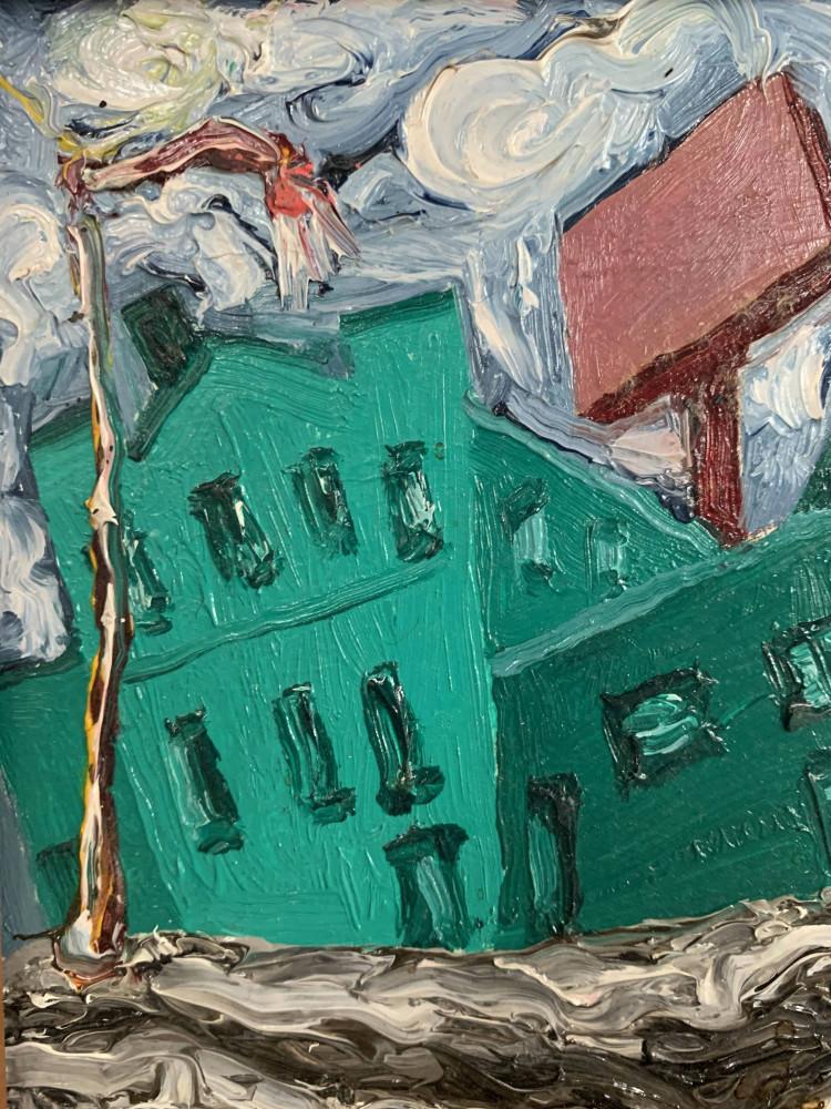 Red Hook, New York (1), 2006      $300 by Arnold Sharrad