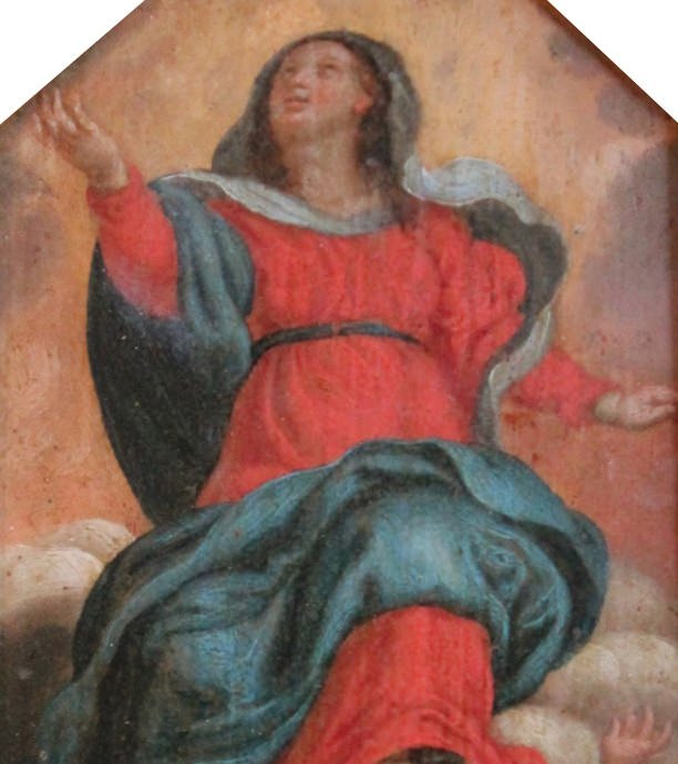 Assumption of the Virgin by 18th Century Italian School