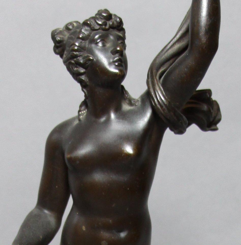 Aura, Bronze Figure of the Breeze