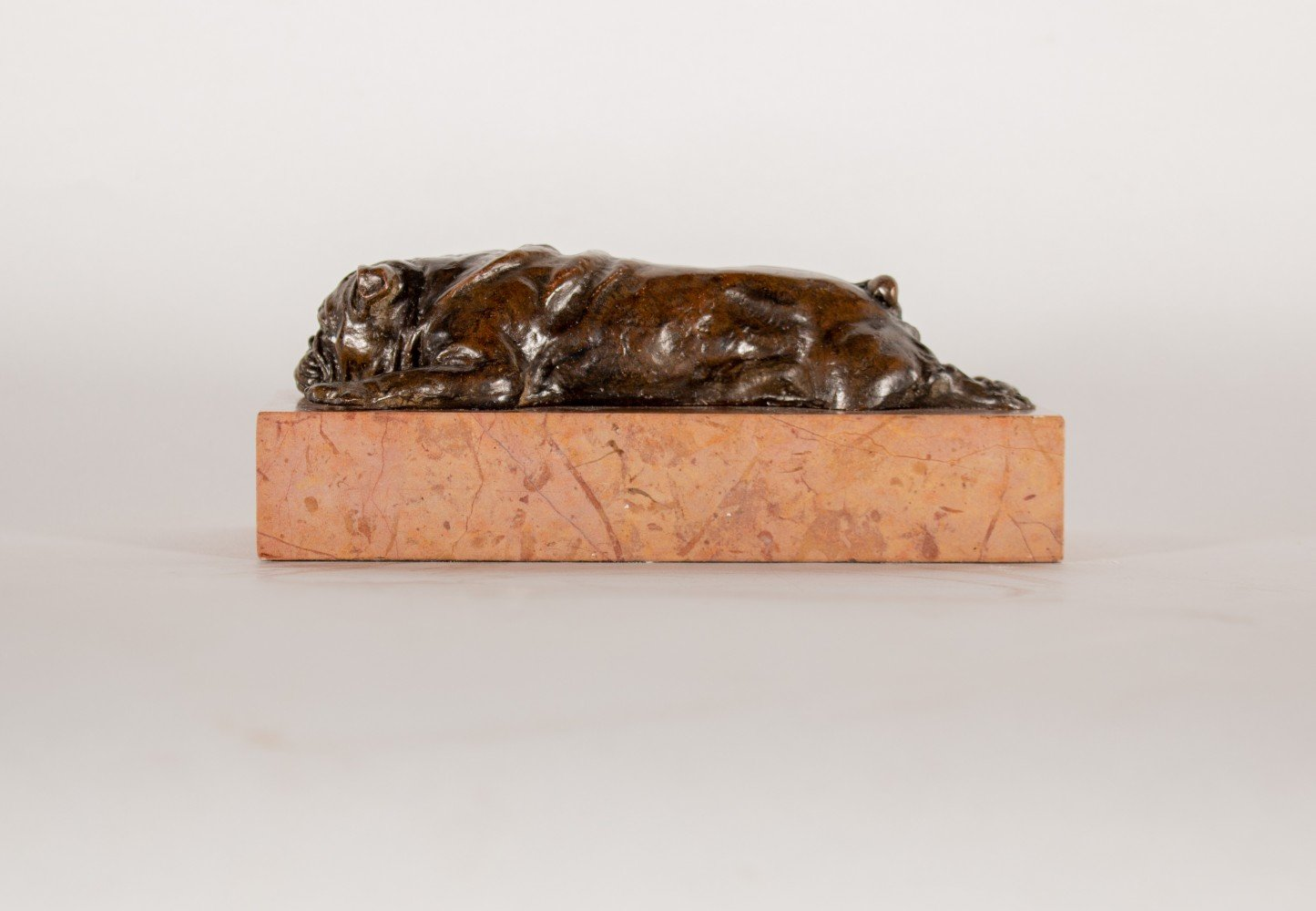 Animal Bronze Sculpture: