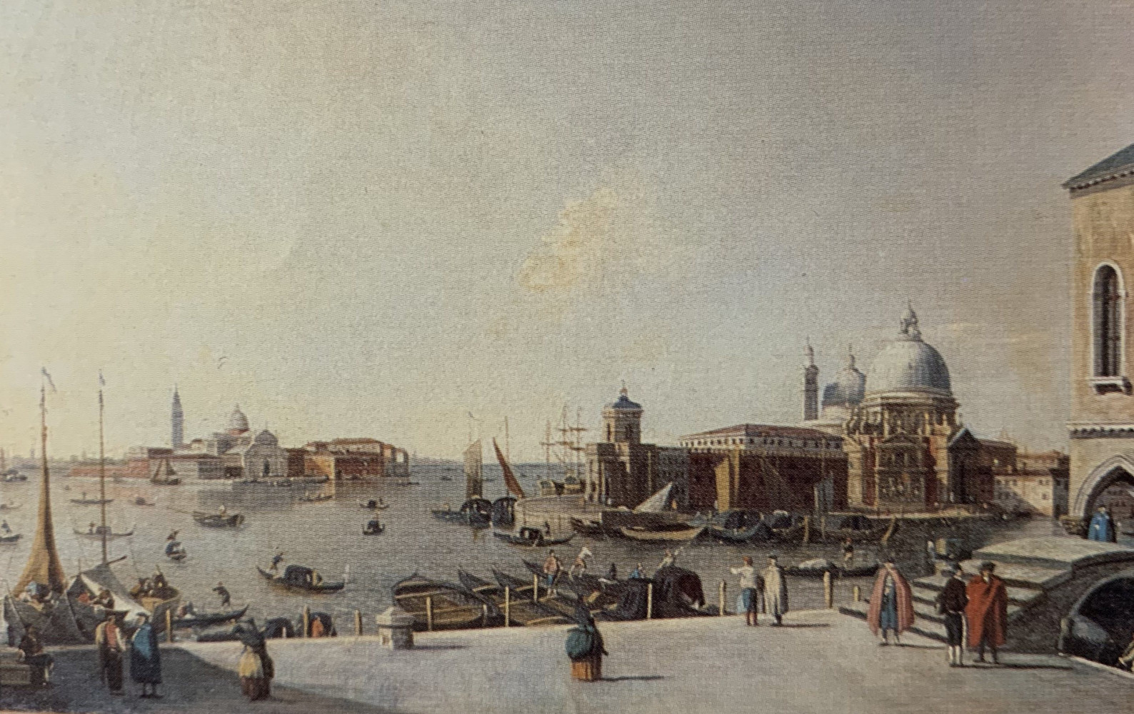 Venice by Giovanni Antonio Canaletto