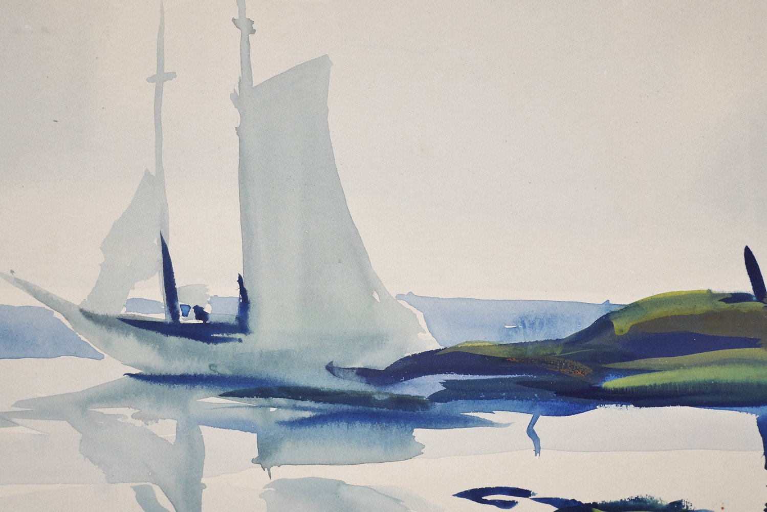 Morning by Carl Frederick Gaertner