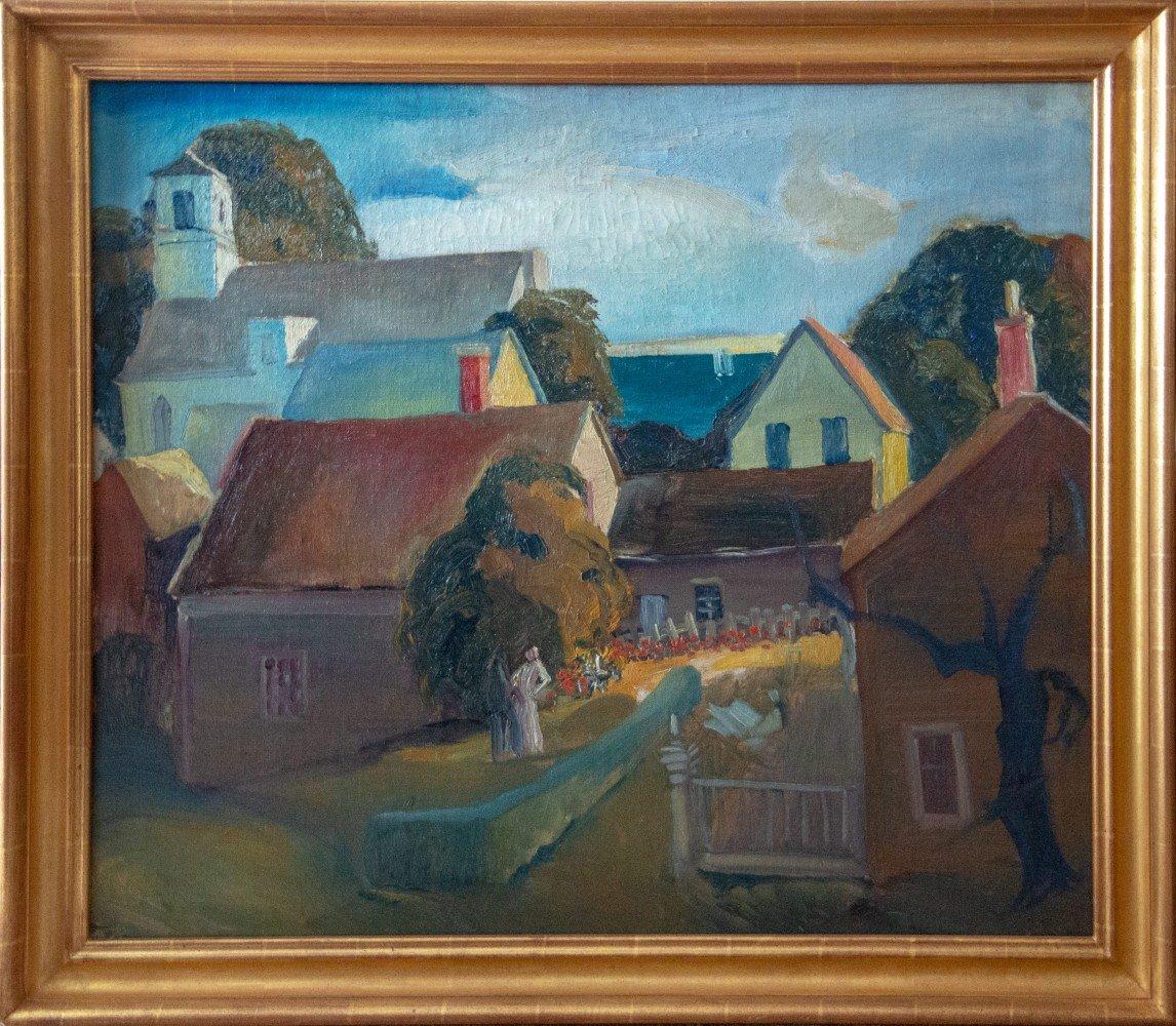 Provincetown by Carl Frederick Gaertner