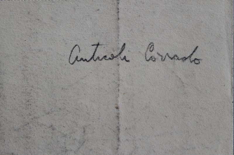 Anticoli-Corrado, Italy VI by Clarence Holbrook Carter