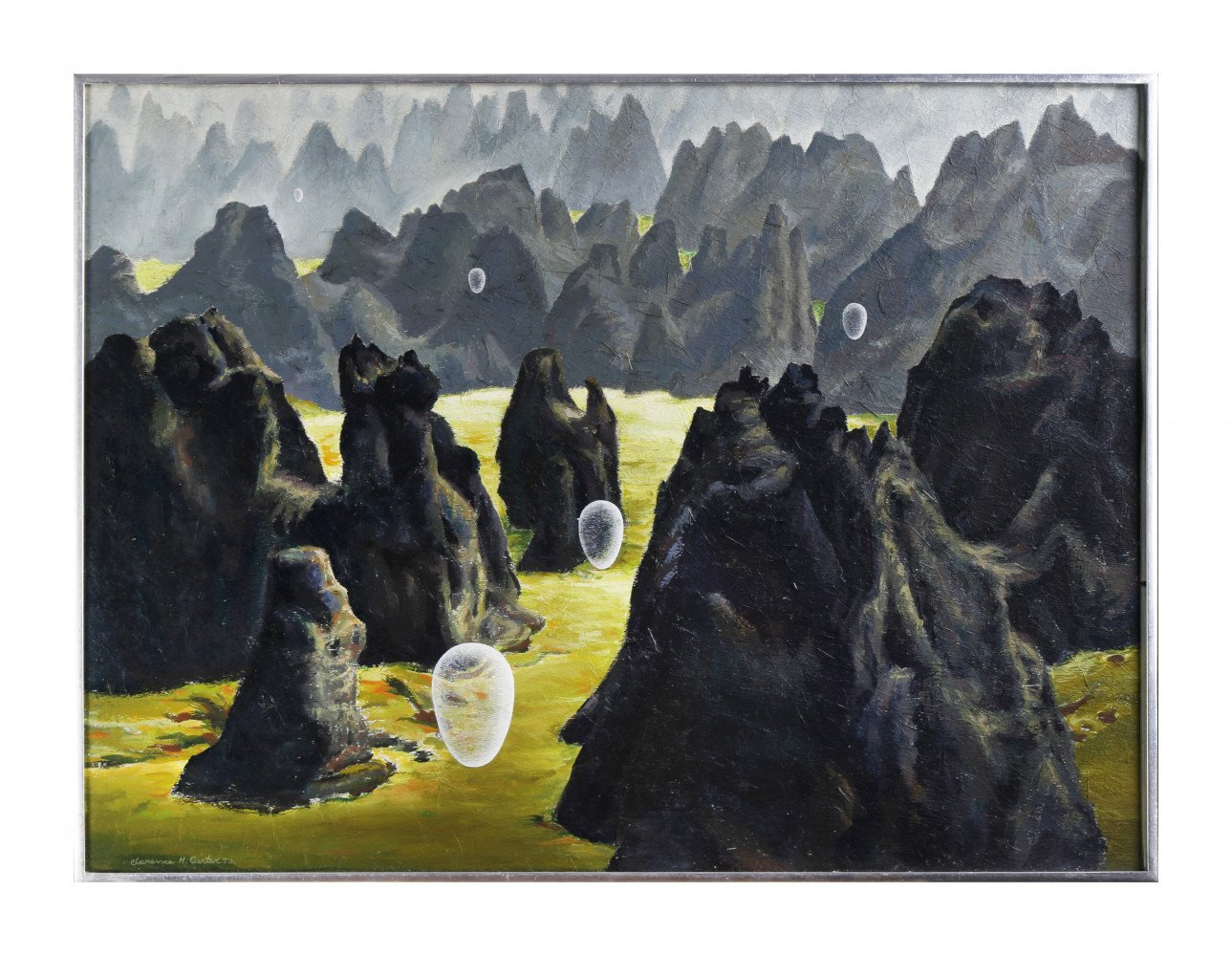 Eschatos No. 16 by Clarence Holbrook Carter