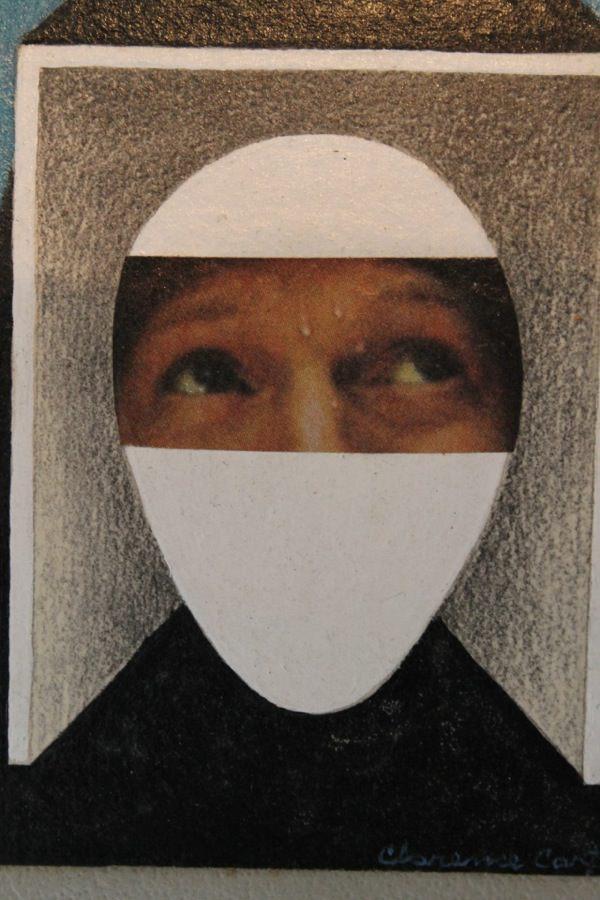 Nun by Clarence Holbrook Carter