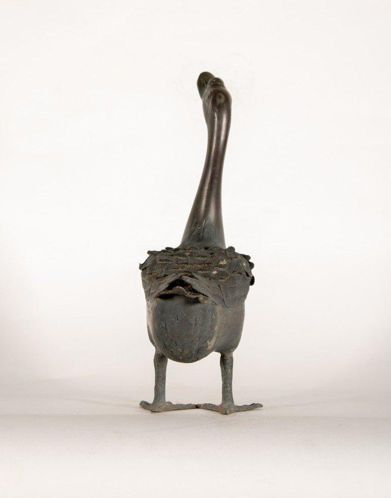Animal Lead Sculpture: