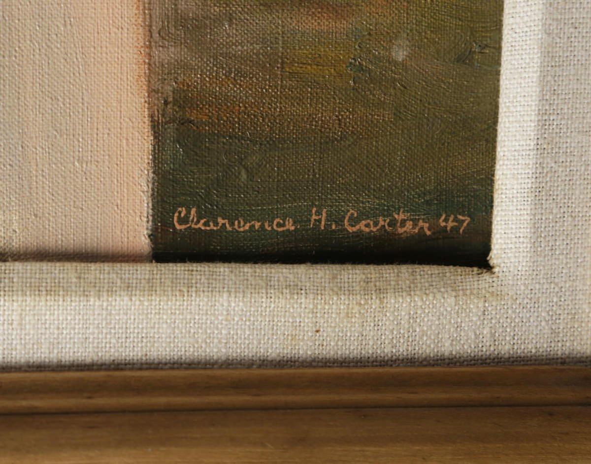 Minervas by Clarence Holbrook Carter