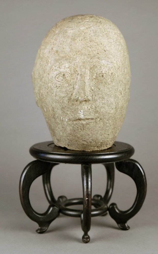 Claude Conover - Head by Claude Conover