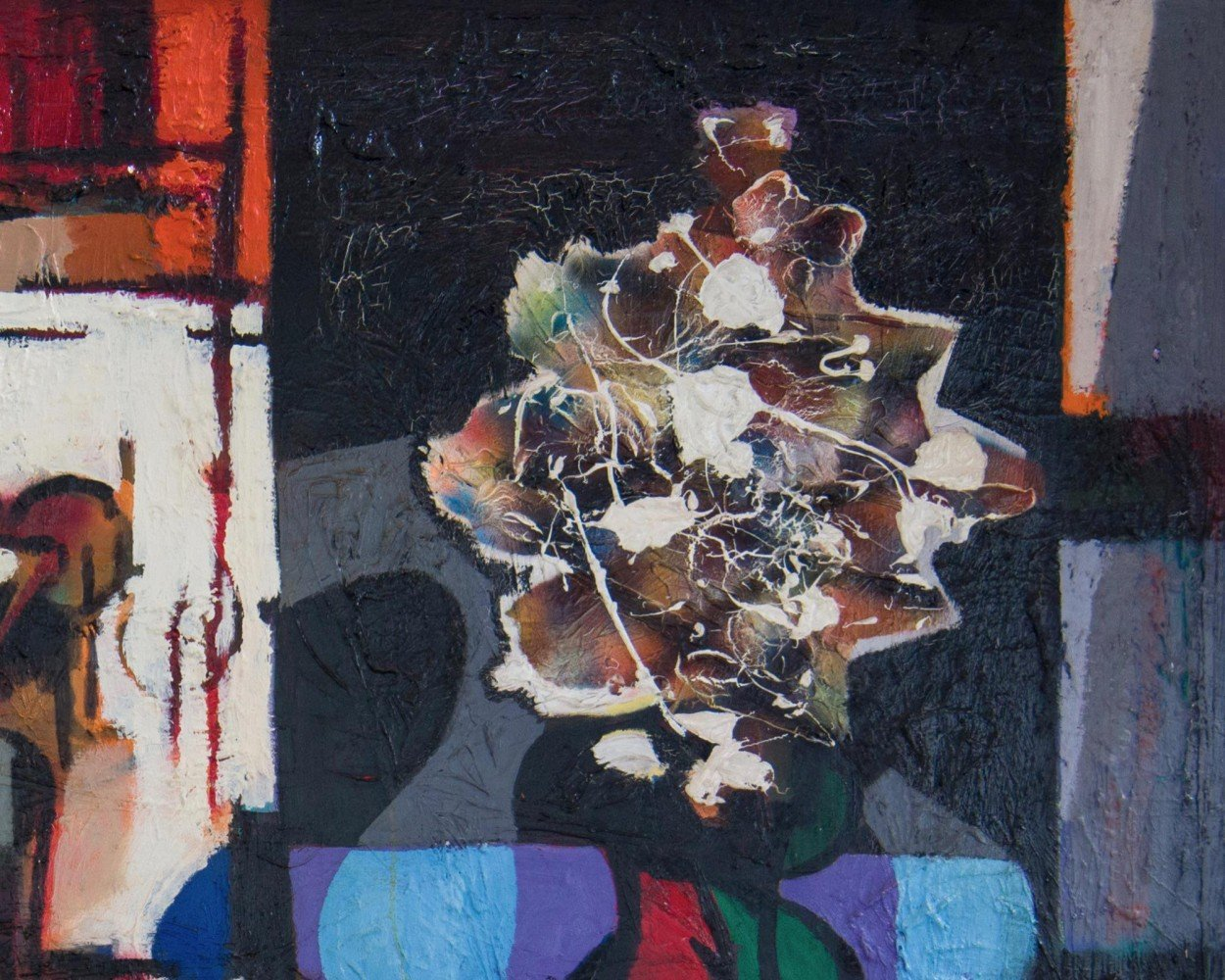 Composition en Ré by Claude Venard