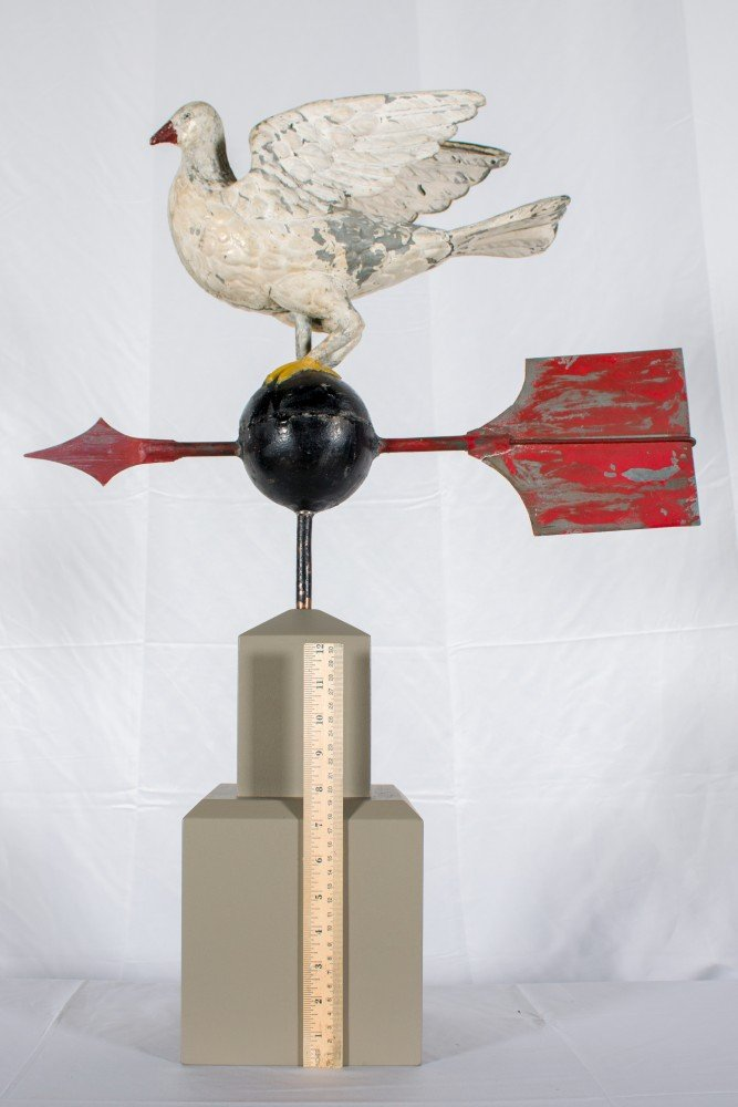 American (Early 20th Century), Dove Weathervane