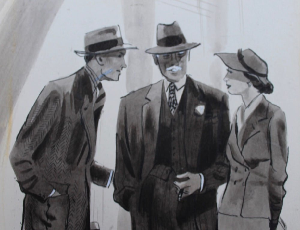 Gray Flannel Suits by William A. Van Duzer