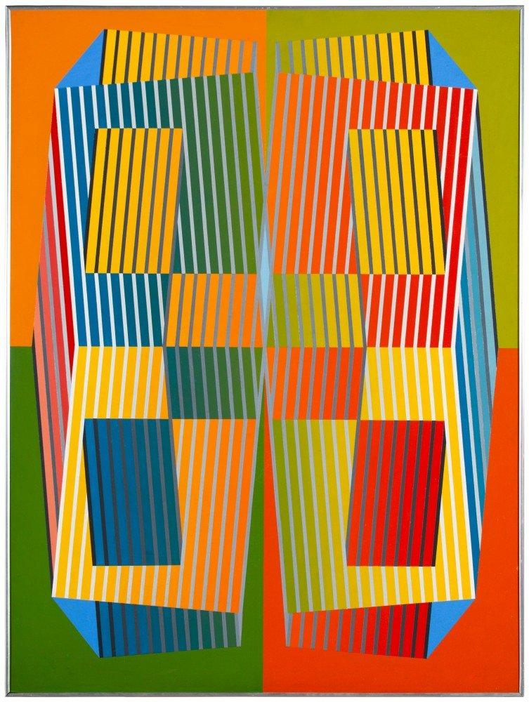 The Big A by Edwin Mieczkowski