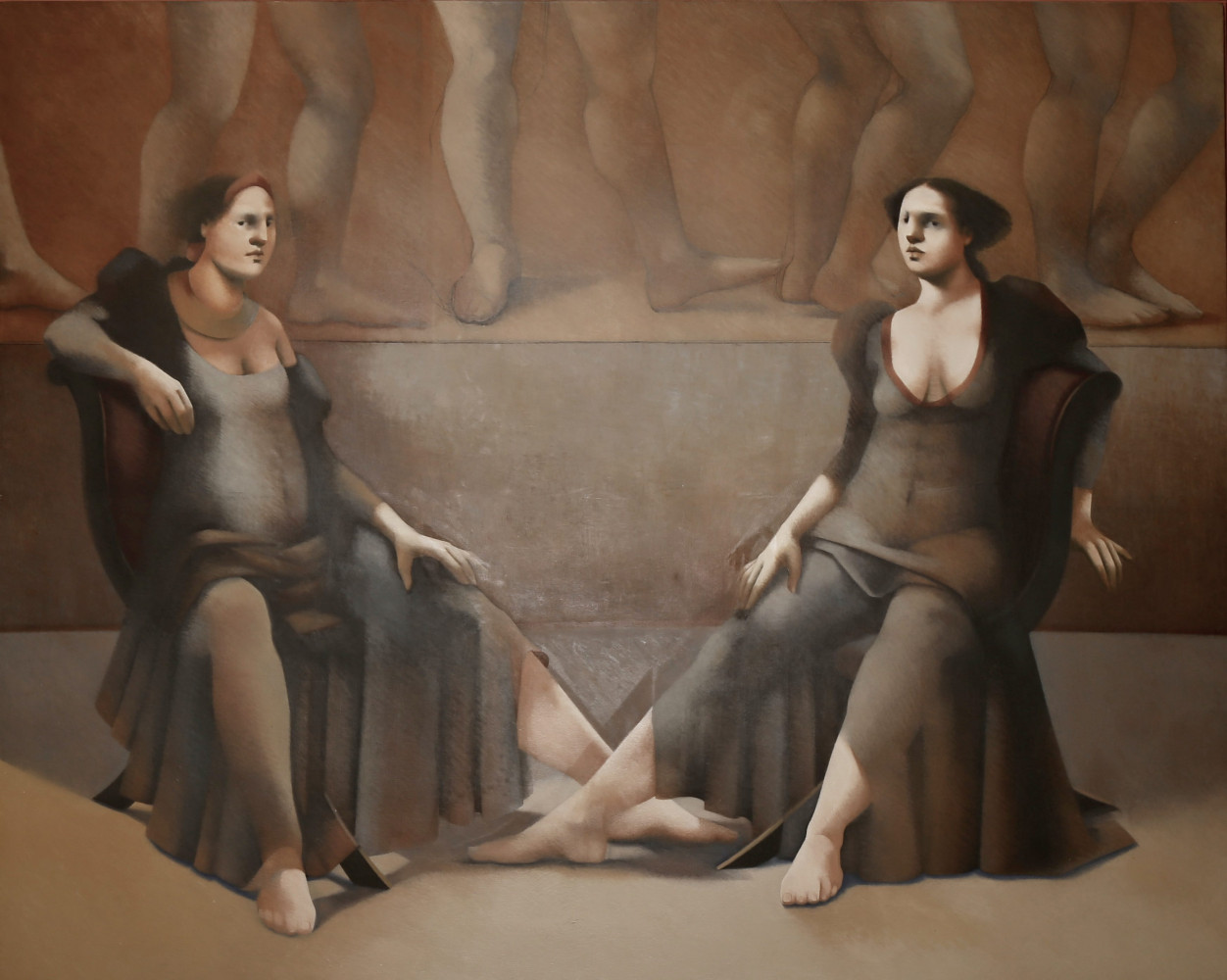 Dancers by Hayes Friedman