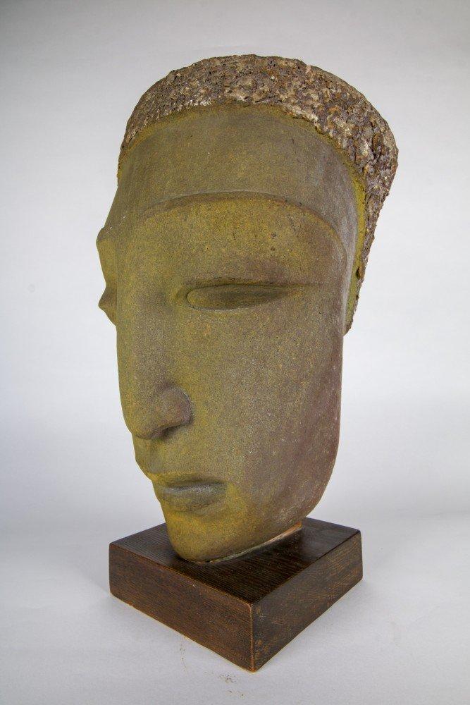 Head by Edris Eckhardt