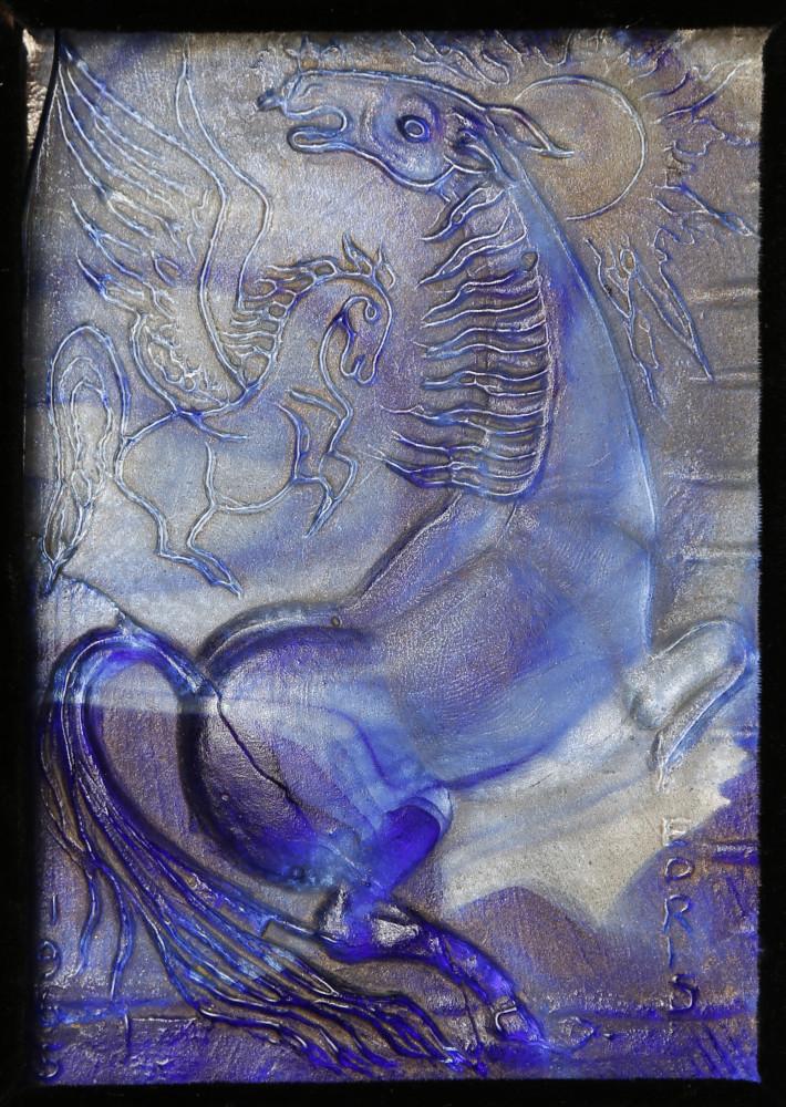 Pegasus by Edris Eckhardt
