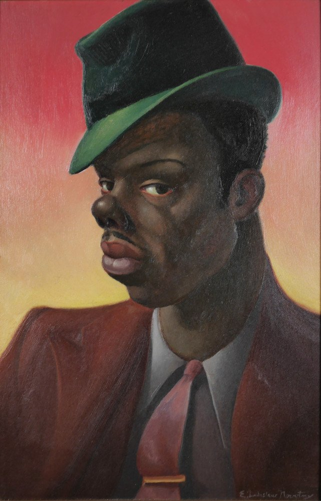 The Scarlet Creeper by Elmer Ladislaw Novotny