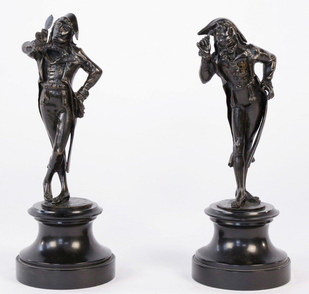 Connoisseurs of Art by Émile Coriolon Hippolyte Guillemin