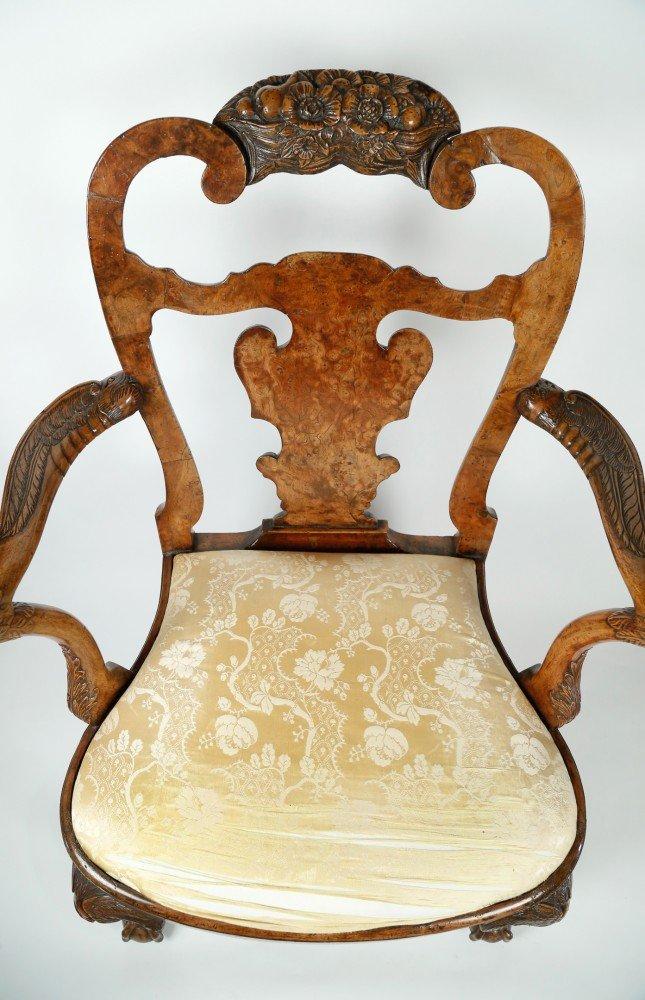 Fine 18thc. English Armchair  by 18th Century British School