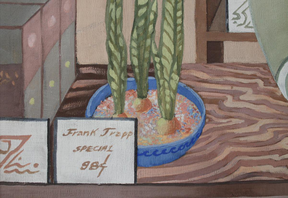 Special, 98 Cents (Fish Girl) by Frank Anderson Trapp